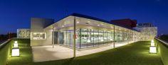 VII Premios Porcelanosa. Premio Proyectos Realizados: CTC Iberia de 3M de Touza Arquitectos #VIIPremiosPorcelanosa #7thPorcelanosaAwards #Architecture #InteriorDesign @KRION®  Porcelanosa Solid Surface #3M