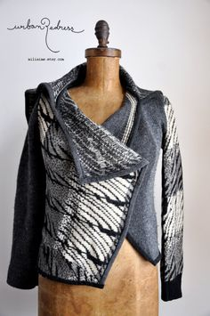 miliaime urban re.dress _ upcycled sweater