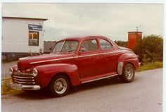 Ford 1946 Business coupe.
