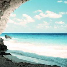 Barbados Cave #Caribbean