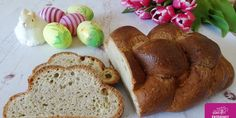 glutenmentes_paleo_husveti_kalacs Paleo Sweets, Paleo Dessert, French Toast, Brunch, Gluten, Bread, Snacks, Breakfast, Desserts