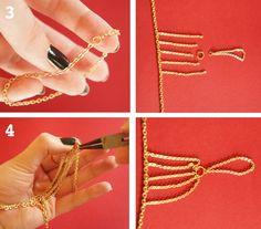 DIY: How to make a slave bracelet