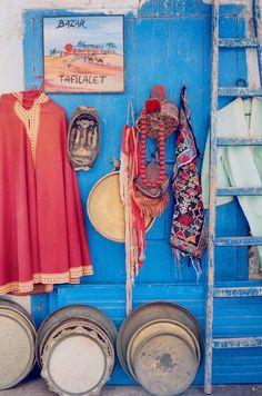 Essaouira, Morocco, N. Africa  ~by Monica Forss