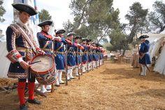 Almansa 2007 : Featuring the Regiments du Passé (France) and the stunning craftsmanship of Gabriele Mendella.