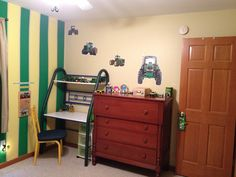 John Deere Bedroom part 2