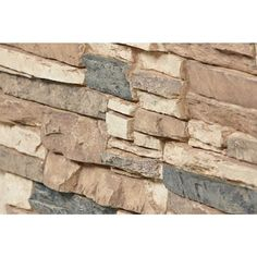 Faux Stone Veneer, Faux Stone Walls, Stone Veneer Panels, Transitional Fireplace Mantels, Wood Wall Design, Deck Design, Mobile Home Skirting, Rock Fireplaces, Fireplace Stone