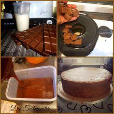 Ganache, traumhaft einfach und traumhafte Konsistenz :-) Chocolate Fondue, Pancakes, Breakfast, Desserts, Food, Simple, Morning Coffee, Tailgate Desserts, Deserts