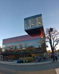 Halifax Central Library in Halifax, NS