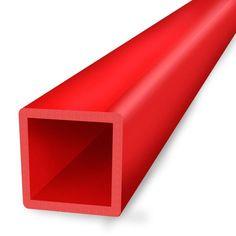 O perfil tubo quadrado pode ser utilizado em diversas finalidades, as mais usuais são formação de quadro para painéis de propaganda, acabamento diferenciado para expositores utilizados em pdv e acabamento de banners.
