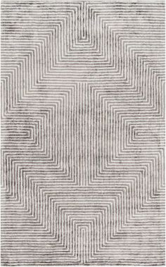 Surya Quartz Light Gray Silk Abstract Rug from the Modern Rug Masters collection at Modern Area Rugs Carpet Decor, Diy Carpet, Wall Carpet, Modern Carpet, Modern Rugs, Rugs On Carpet, Cheap Carpet, Modern Decor, Bedroom Carpet