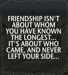 Friendship - Norm is Lew Walters' oldest friend. Bill Maitland is his best friend. WWWM