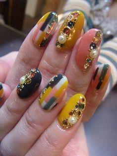 + * ☆ ♪ + * ☆ images Tsu Retoro wiki   Gel nail salon presided over the value of the Nozomi Tsutsui Mani Closet Shinsaibashi ...