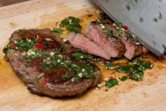 Jamie Oliver's 'Dress the Board' Rib-Eye Steak 3 by pigpigscorner...
