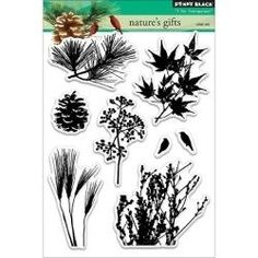 PB30251 Penny Black Clear Stamps Nature's Gift