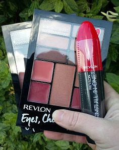 highstreet_beauty: Revlon PR Unboxing and First Impressions