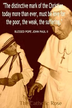 Pope john paul ii leadership for