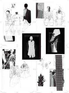 57 Ideas fashion sketchbook sketches design process for 2019 Mise En Page Portfolio Mode, Fashion Portfolio Layout, Fashion Design Sketchbook, Fashion Sketches, Portfolio Design, Portfolio Ideas, Dress Sketches, Drawing Fashion, Sketchbook Layout