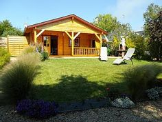 Binic House Rental: Wooden House Binic - Country - Hotel | HomeAway