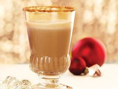 Egg Nog Coffee