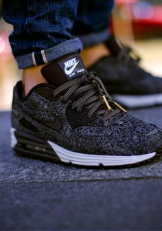 "trapezoidmouth: ""unstablefragments: "" Nike Air Max Lunar90 PRM ""Suit & Tie"" by Grzesiek Fokier Buy it @ Nike US 