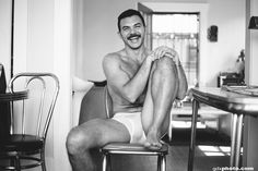 """rupaul drag race the pit crew   PHOTOS: """"RuPaul's Drag Race"""" Pit Crewman Shawn Morales At Home ..."""