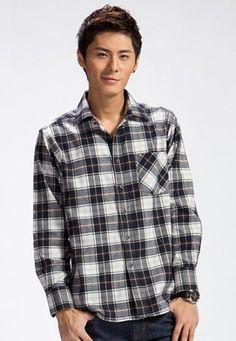 Check Shirt C9 | www.changingrm.com/men-with-charm/198-check-shirt-c9.html