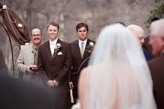 must have photo for each wedding is the groom seeing the bride for the first time!