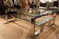 Imperial Cocktail Table - Bernhardt