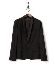 ZADIG & VOLTAIRE WOMENS ブラック VAMY DELUXEテーラードジャケット