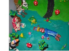 The Fable - Plasticine Art