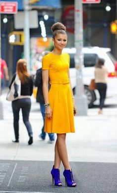 zendaya coleman looks estilo moda celebridades Looks Street Style, Street Look, Street Wear, Street Chic, Style Outfits, Cute Outfits, Woman Outfits, Mode Style, Style Me
