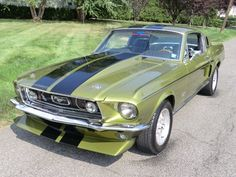 Ford : Mustang 390 S CODE 1968 FORD MUSTANG GT 390 - http://www.legendaryfinds.com/ford-mustang-390-s-code-1968-ford-mustang-gt-390/