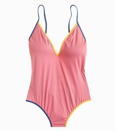 Your Next Swimsuit Is Around $50 and From J.Crew Playa via @WhoWhatWearUK