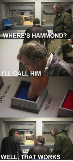 Classic Jeremy Clarkson!
