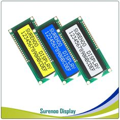 1602 162 16X2 Character LCD Module Display Screen LCM with up and down Interface Compatible with HD44780 Sale Only For US $0.48 on the link Display Screen, Link, Character, Lettering