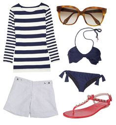 A perfect vacation day outfit