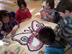 Ecole maternelle de la Fontaine: février 2012