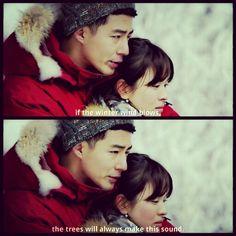 That Winter The Wind Blows Korean drama 2013