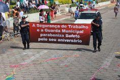Desfile Cívico do Aniversário de Bofete - 135 anos - Segurança do Trabalho e Guarda Municipal