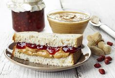 National Peanut Butter & Jelly Day: 8 Epic Ways to Make a Better Peanut Butter and Jelly(Simple Sandwich Recipes)