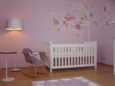 """Realizace pokoje pro miminko - """"U dvou soviček"""""""
