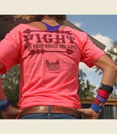 FIGHT FOR THAT which you LOVE - Junk GYpSy co.