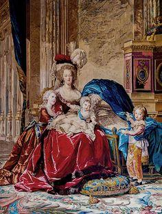 Images et photos du chateau et du Parc de versailles France. la galerie des glaces la galerie des batailles du roi louis XIV L Opera royal e...