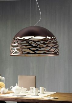 Luminaire Studio Italia Design Kelly SO Suspension, Pendant Fixture Interior Lighting, Home Lighting, Lighting Design, Modern Lighting, Lighting Ideas, Deco Luminaire, Luminaire Design, Lampe Industrial, Italia Design