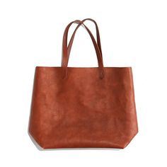 The Leather Transport Tote... I want this bag like I've never wanted a bag before!!