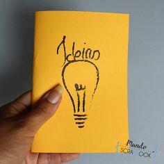 Scrapbook, Notebook, Creativity, Ideas, Log Projects, Scrapbooking, Guest Books, Scrapbooks
