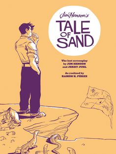 ARCHAIA'S 'JIM HENSON'S TALE OF SAND' WINS THREE EISNER AWARDS