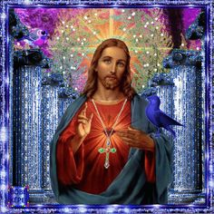 The Word of God is a light to my Path. Jesus And Mary Pictures, Pictures Of Christ, Jesus Christ Images, Religious Pictures, Mary And Jesus, Jesus Is Lord, God, New Good Night Images, Love Heart Images
