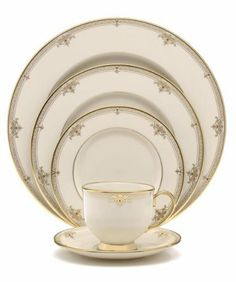Lenox Republic Salt and Pepper Set, Ivory by Lenox. $139.95. Made in the USA. Crafted of Lenox ivory fine China. 3.5-Inch in height. Dishwasher-safe. Accented with 24 karat gold. Republic is inspired by the Chippendale style, which flourished in the golden age of design in the 18th century. A graceful herringbone design and scroll and leaf motif re-create the harmony and symmetry of that era.. Save 30%!