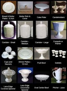 GREAT resource for indentifying glassware!
